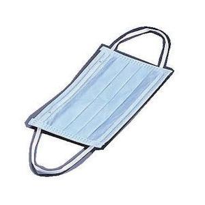 ホープス マスク 50枚入 ブルー SMS1503|n-tools