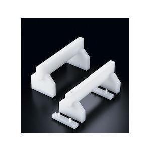 プラスチック高さ調整付まな板用脚 35cmH180mm AMN63358|n-tools