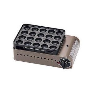 イワタニ カセットガス たこ焼器 スーパー炎たこCB-ETK-1|n-tools