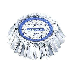 貝印 アルミ箔マドレーヌ型 20枚入 DL-6171 8cm用 n-tools