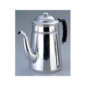 SA18-8プラハンドル コーヒーポット #15(電磁対応)|n-tools