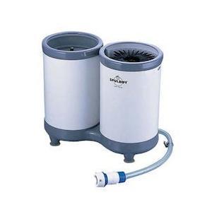 水圧式グラスウォッシャー TWIN-GO-T1551 JGL02|n-tools
