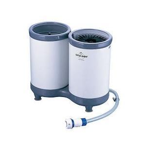 水圧式グラスウォッシャー TWIN-GO-Tポータブル JGL2901|n-tools