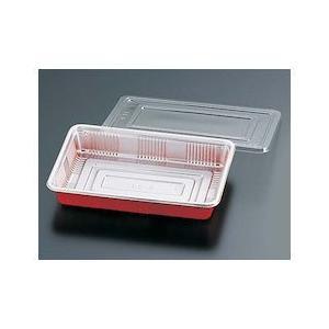 弁当容器 透明蓋付 100セット入 LC-7 GBV1802|n-tools