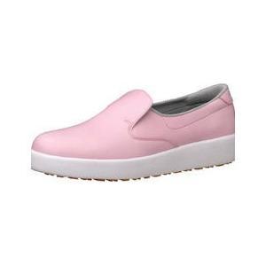 ミドリ安全ハイグリップ作業靴H-700N 29cmピンク SKT4370|n-tools