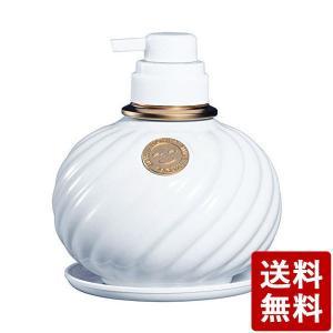 サラヤ(SARAYA) ウォシュボン陶器製容器 泡ポンプ付 1L ホワイト MF-1F (品番:XUO0602)|n-tools