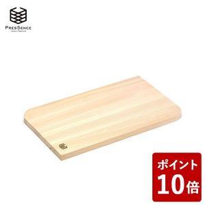 PRESSENCE ヒノキ R型まな板 M 33cm×20cm×厚1.5cm プレッセンス 15907542 フジイ 土佐龍 n-tools