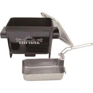 電気天ぷら鍋 ディープフライヤー KS-2776 杉山金属 CD:118013|n-tools