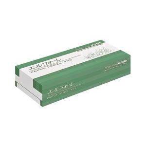 エルフォーレペーパータオルW150組300枚(大判)25束 CD:427120|n-tools