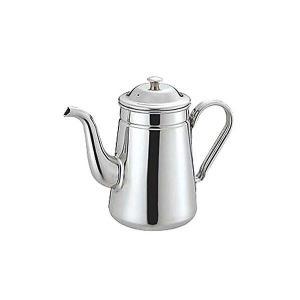 18-8 コーヒーポット #15太口 2200cc カンダ CD:159062|n-tools