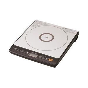 IH調理器EZ-HG26(TA)ブラウン CD:297029|n-tools