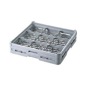 9仕切りグラスラックG-9-135 CD:096004 n-tools