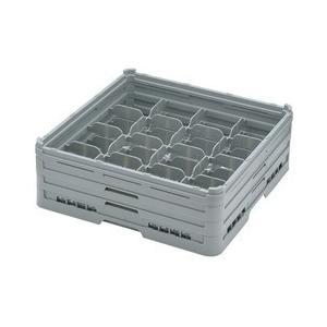 16仕切りグラスラックG-16-145 CD:096013 n-tools