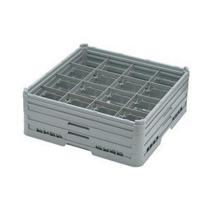 16仕切りグラスラックG-16-155 CD:096014 n-tools