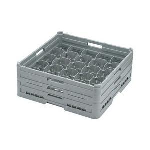 25仕切りグラスラックG-25-165 CD:096070 n-tools