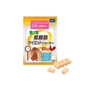 DHC 愛犬用低脂肪 ダイエットジャーキー ささみ 100g|n-tools
