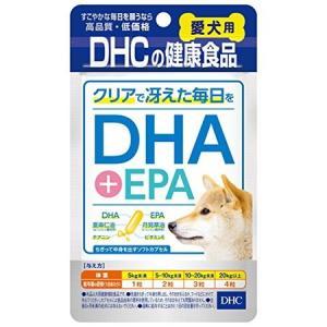 DHC 愛犬用 DHA+EPA 60粒入|n-tools