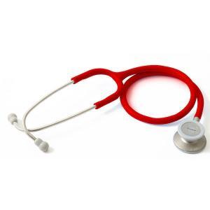 ライトウェイト聴診器 フォーカルトーン エキスパート ライト シャインレッド n-tools