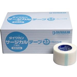 サージカルテープ 不織布タイプ 医家向品 25mm×9m×12巻 n-tools