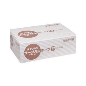 サージカルテープ 不織布タイプ 肌色 12mm×9m×24巻 n-tools