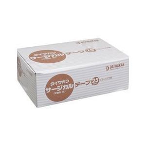サージカルテープ 不織布タイプ 肌色 25mm×9m×12巻 n-tools