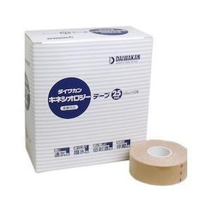 キネシオロジーテープ 医家向品 25mm×5m×12巻 n-tools