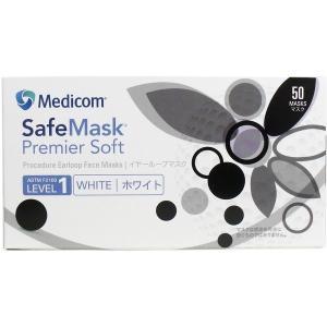 メディコム セーフマスク プレミアソフト ホワイト 50枚入|n-tools