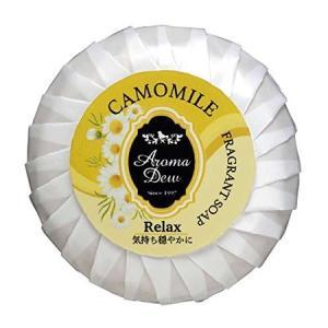 アロマデュウ フレグラントソープ カモミールの香り 100g|n-tools