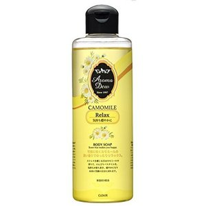 アロマデュウ ボディソープ カモミールの香り 250mL|n-tools