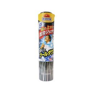 熱中対策 シャツクール 激冷ジェット 140mL|n-tools