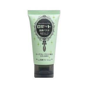 ロゼット洗顔パスタ 海泥スムース ミニ 洗顔フォーム 30g|n-tools