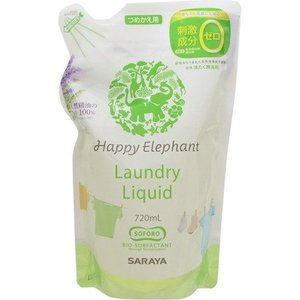 ハッピーエレファント 液体洗たく用洗剤 詰替用...の関連商品1