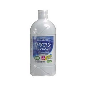 コンタクトレンズ用 食塩水 ソフコンプレミアム 500mL|n-tools