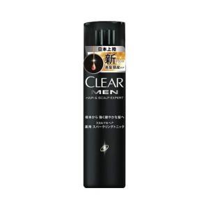 CLEAR(クリア) フォーメン スカルプヘアスパークリングトニック 130g ユニリーバ・ジャパン|n-tools