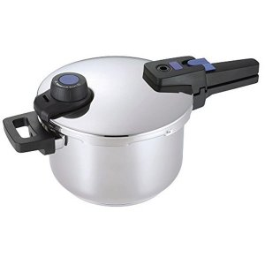 パール金属 圧力鍋 3.5L IH対応 3層底 切り替え式 プレミアムクイックエコ HB-3294|n-tools