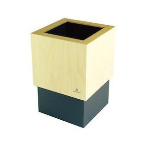 W CUBE ダストボックス DUSTBOX 紺色 YK06-012Db ヤマト工芸 yamato japan|n-tools