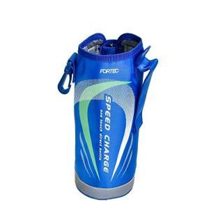 水筒 カバー ボトルケース ポーチ フォルテック ステンレスボトル 1L ブルー 2015デザイン 和平フレイズ(WAHEI FREIZ) n-tools