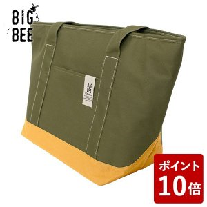 BIG BEE クーラートートバック M オリーブグリーン オカトー|n-tools