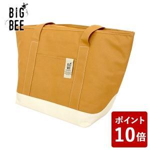 BIG BEE クーラートートバック M ハニーベージュ オカトー|n-tools