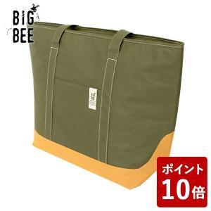 BIG BEE クーラートートバック L オリーブグリーン オカトー|n-tools