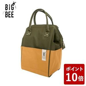 BIG BEE スクエアクーラーバック オリーブグリーン オカトー|n-tools