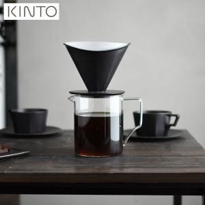 KINTO OCT ブリューワージャグセット 4cups ブラック 28904 キントー|n-tools