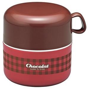 ショコラ カップランチ レッド 667739 小森樹脂 n-tools