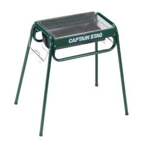 CAPTAIN STAG(キャプテンスタッグ) スライドグリルフレーム450 グリーン スライド [3~4人用] M-6486|n-tools