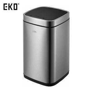 EKO ゴミ箱 エコスマート センサービン ステンレス 12L EK9288MT-12L|n-tools