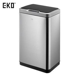 EKO ゴミ箱 ミラージュセンサービン ステンレス 30L EK9278MT-30L|n-tools