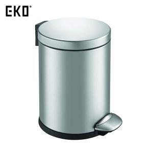 EKO ゴミ箱 ルナステップビン ステンレス 3L EK9219MT-3L|n-tools