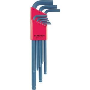 ボールドライバー・レンチセット ボンダス BLX9-6200|n-tools