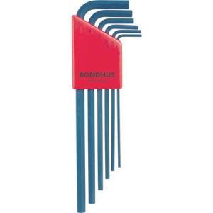ボンダス 六角ロング ミリセット6pcs. HLX6M|n-tools