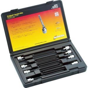ソケット付ボールポイント・ビットセット ボンダス PHBX8MS6C-6200|n-tools